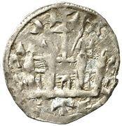 Dinero - Alfonso VIII – reverse