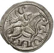 Dinero - Alfonso VIII (Toledo) – reverse