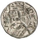 Dinero - Alfonso VIII (Calahorra) – obverse