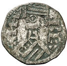 Dinero - Alfonso VIII (Logrono) – obverse
