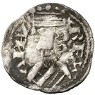 Dinero - Alfonso VIII (Osuna) – obverse