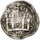 Dinero - Alfonso VIII (Osuna) – reverse