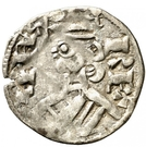 Dinero - Alfonso VIII (Burgos) – obverse