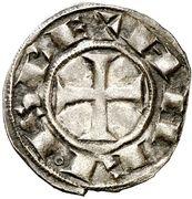 Dinero - Alfonso VIII (Segovia) – obverse
