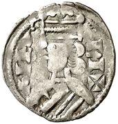 Dinero - Alfonso VIII (Siguenza) – obverse