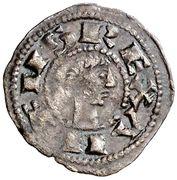 Obolo - Alfonso VIII (Toledo) – obverse