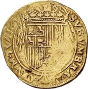 Trentin - Felipe IV – reverse