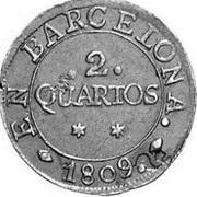 2 Quartos -  obverse