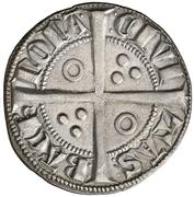 Croat - Alfonso III (Barcelona) – reverse