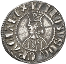 ½ Croat - Alfonso III (Barcelona) – obverse