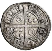 Croat - Jaime II (Barcelona) – reverse