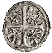 Obolo - Jaime II (Barcelona) – reverse