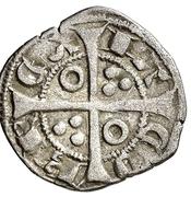 Dinero - Jaime II (Barcelona) – reverse