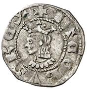Dinero - Jaime II (Barcelona) – obverse