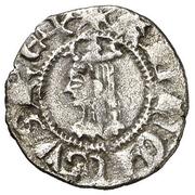 Obolo - Alfonso III – obverse