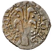 Dinero - Juan II (Girona) – reverse