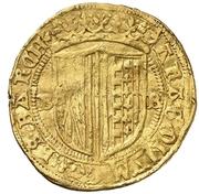 2 Principados - Fernando II – reverse