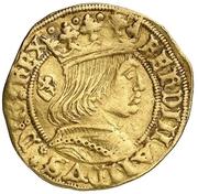 1 Principado - Fernando II (Barcelona) -  obverse