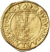 ½ Trentin - Felipe IV (Barcelona,star) – reverse