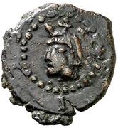 Dinero - Felipe III (Lleida) – obverse