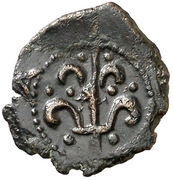 Dinero - Felipe III (Lleida) – reverse