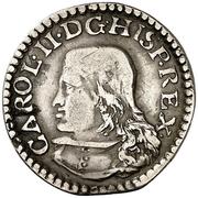 Croat - Carlos II (bust variant) – obverse