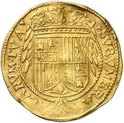 Trentin - Felipe III (one star) – reverse