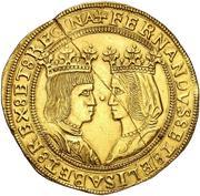 10 Principados - Felipe II – obverse
