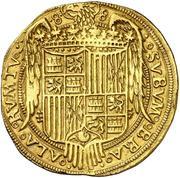 10 Principados - Felipe II – reverse