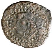 Dinero - Felipe III (Barcelona,shield) – obverse