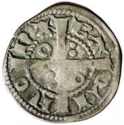 Dinero - Pedro IV (Barcelona) – reverse