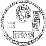 Duro (Tortosa) – obverse