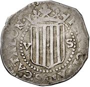 5 Sous - Felipe IV (Girona) – obverse