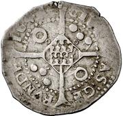 5 Sous - Felipe IV (Girona) – reverse