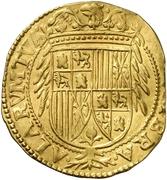 Trentin - Felipe III (two stars) – reverse