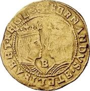 Trentin - Felipe IV – obverse
