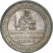 Peace of Westphalia - Ferdinand von Bayern – obverse