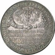 Peace of Westphalia - Ferdinand von Bayern – reverse