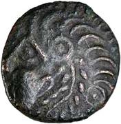 Bronze Unit (Trinovantian L; Dubnovellaunus) – obverse