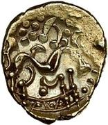 Gold Stater (Corieltauvian A) – reverse