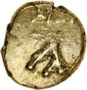 Gold ¼ Stater (Atrebatic C; Commius) – obverse