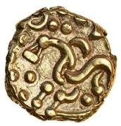 Gold Stater (Corieltauvian B) – reverse