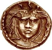 Gold ¼ Stater (Atrebatic E; Tincomarus) – reverse