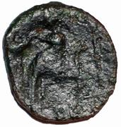 Bronze Unit (Trinovantian O; Tasciovanus 3rd coinage) – reverse