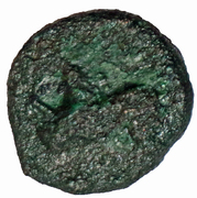 Bronze Unit (Cantian M; SA / Vosenos) – reverse