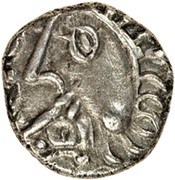 Silver Unit (Atrebatic C; Commius) – obverse