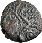 Bronze Unit (Trinovantian I; Addedomaros) – obverse