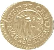 ½ Escudo (Costa Rica) – obverse