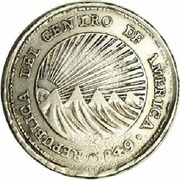 2 Reales (Costa Rica) – obverse