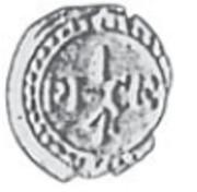 1/256 Rixdollar – reverse